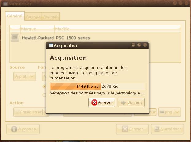 Gnome-scan, une alternative à XSane adaptée à Gnome « Ubuntu